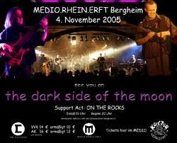 Us & Them - Die Pink Floyd Coverband